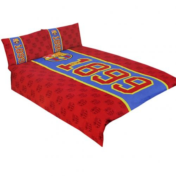 FC Barcelona Double Duvet Set