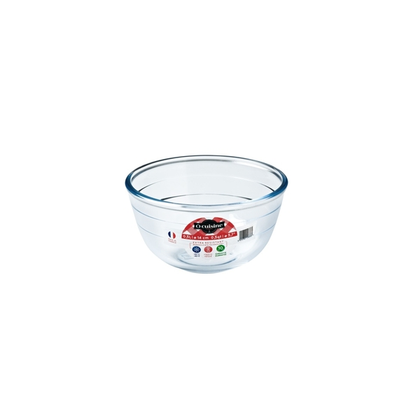 Ocuisine Glass Bowl 0.5L