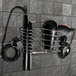 Hair Dryer & Straightener Holder | Pukkr Chrome - Image 4