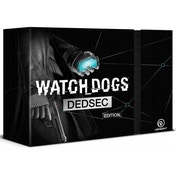 Watch Dogs Dedsec Edition Game Xbox 360