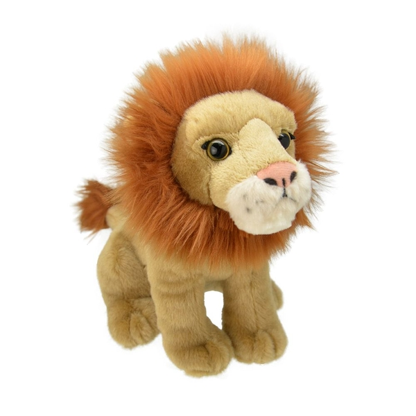 All About Nature Lion 20cm Plush