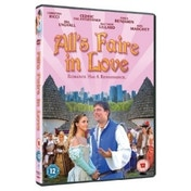All's Faire In Love DVD