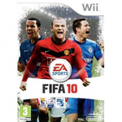 FIFA 10 Game Wii