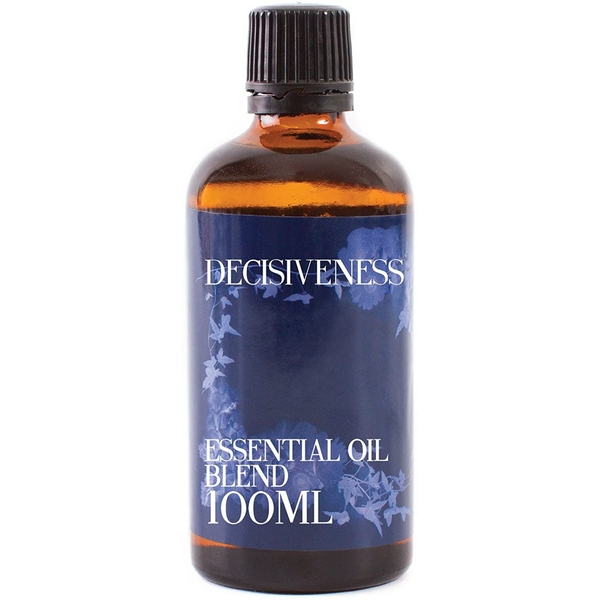 Mystic Moments Decisiveness Essential Oil Blends 100ml