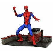 Marvel Select Spider-Man Homecoming Spider-Man Action Figure