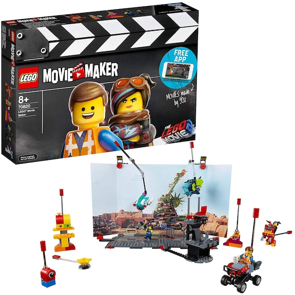 Lego Movie 2 - Lego Movie Maker 70820