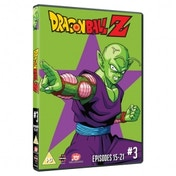 Dragon Ball Z Season 1 Part 3 Episodes 15-21 DVD