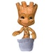 Marvel Guardians of the Galaxy 10 Inch Baby Groot Soft Plush Toy - Image 2