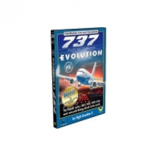 737 Pilot in command Evolution Deluxe Game PC