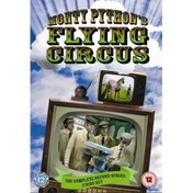 Monty Python's Flying Circus The Complete Second Series DVD