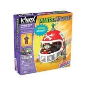 K'Nex Plants vs Zombies Football Mech Building Set