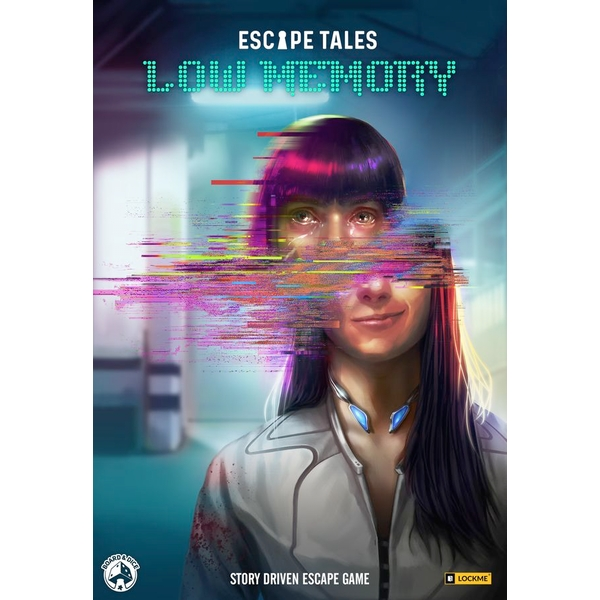 Escape Tales: Low Memory Card Game