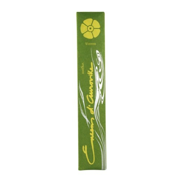 Himalaya Maroma Vetiver Incense Sticks (Pack of 5/50 Sticks)