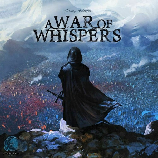 A War of Whispers (2nd Edition) Board Game