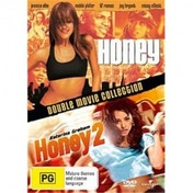 HONEY & HONEY 2 DVD