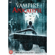 The Vampire Apocalypse DVD