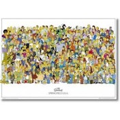The Simpsons Maxi Poster