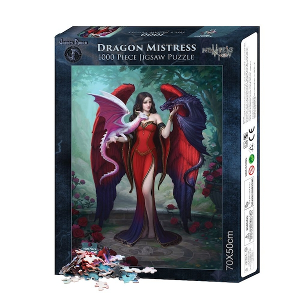 Dragon Mistress (1000pcs) Jigsaw Puzzle