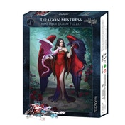 Dragon Mistress Jigsaw 1000pcs