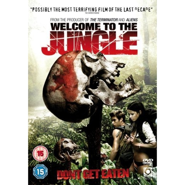 Welcome To The Jungle DVD (2008)