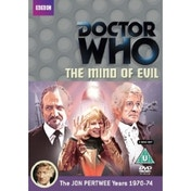 Doctor Who The Mind Of Evil DVD