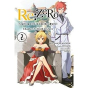 Re:ZERO -Starting Life in Another World-, Chapter 3: Truth of Zero, Vol. 2 (manga)