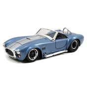 1965 Shelby Cobra 427 S/C 1:24 Diecast Model