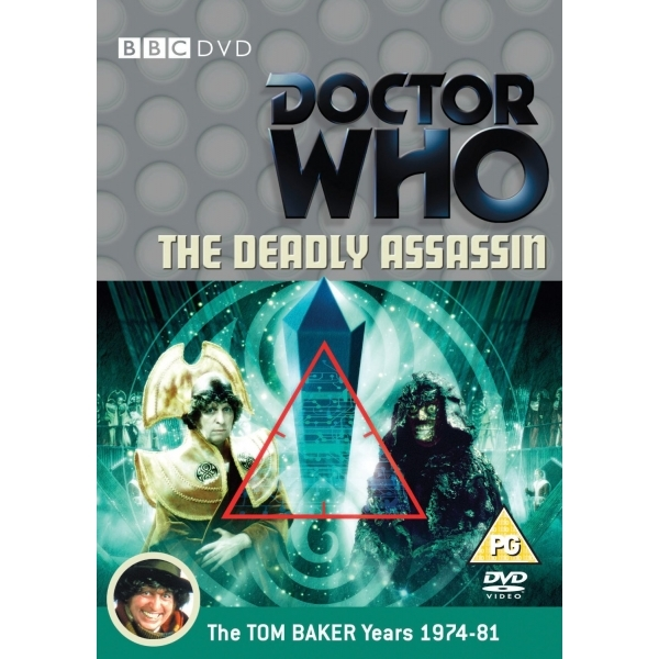Doctor Who Deadly Assassin (1976) DVD