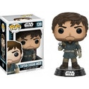 Captain Cassian (Star Wars Rogue One) Funko Pop! Vinyl Figure