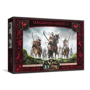 A Song Of Ice and Fire: Targaryen Heroes Set 2 Expansion Board Game