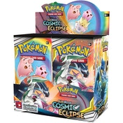 Pokemon TCG: Sun & Moon 12 Cosmic Eclipse Booster Box (36 Packs)