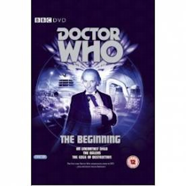 Doctor Who - The Beginning (An Unearthly Child [1963] / The Daleks [1963] / The Edge of Destruction [1964]) [DVD]
