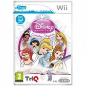 uDraw Disney Princess Enchanting Storybooks Game Wii