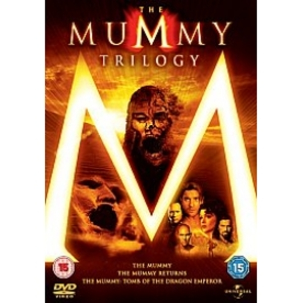 Mummy/The Mummy Returns/The Mummy - Tomb Of The Dragon Emperor DVD