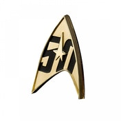 Star Trek 50th Anniversary Badge
