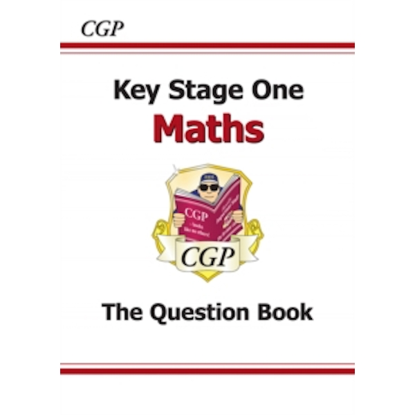 KS1 Maths Question Book (for the New Curriculum) by CGP Books (Paperback, 1999)