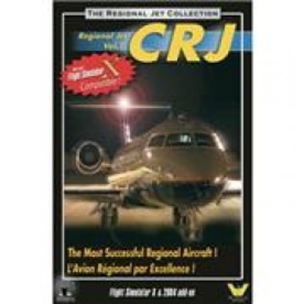 The Regional Jet Collection Vol 1 CRJ Game PC
