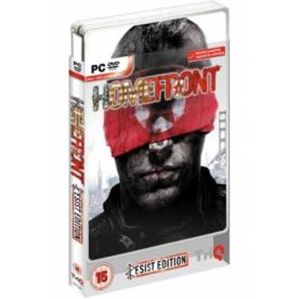 Homefront Resist Edition (Steelbook) Game PC
