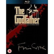 Godfather Trilogy Blu-ray
