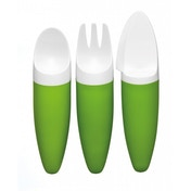 Koo-di Toddler Cutlery Set Green
