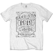 Peaky Blinders - Garrison Pub Men's X-Large T-Shirt - White