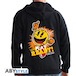 Pac-Man - Let's Play Man Men's X-Large Hoodie - Black - Image 2