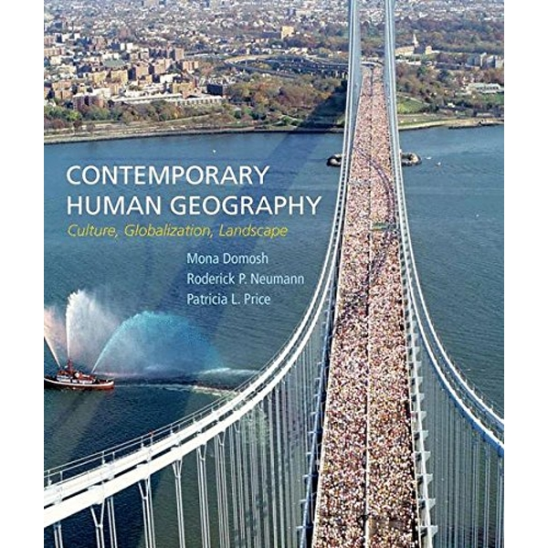 Contemporary Human Geography: Culture, Globalization, Landscape by Professor Mona Domosh (Paperback, 2014)