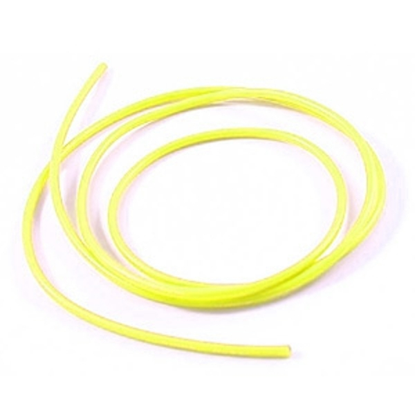 Etronix 12Awg Silicone Wire Yellow (100Cm)