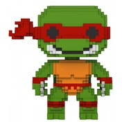 Raphael (Teenage Mutant Ninja Turtles) Funko 8-Bit Pop! Vinyl Figure
