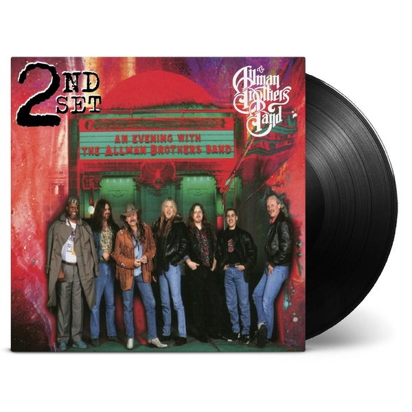 The Allman Brothers Band - An Evening With The Allman Brothers Band 2nd Set Vinyl