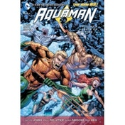 Aquaman Volume 4: Death of a King HC (The New 52)