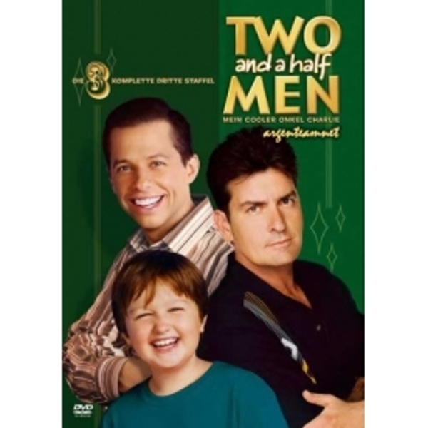 Two And A Half Men Season 3 DVD