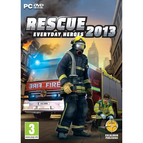 Rescue 2013 Game PC