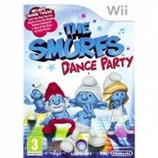 The Smurfs Dance Party Game Wii